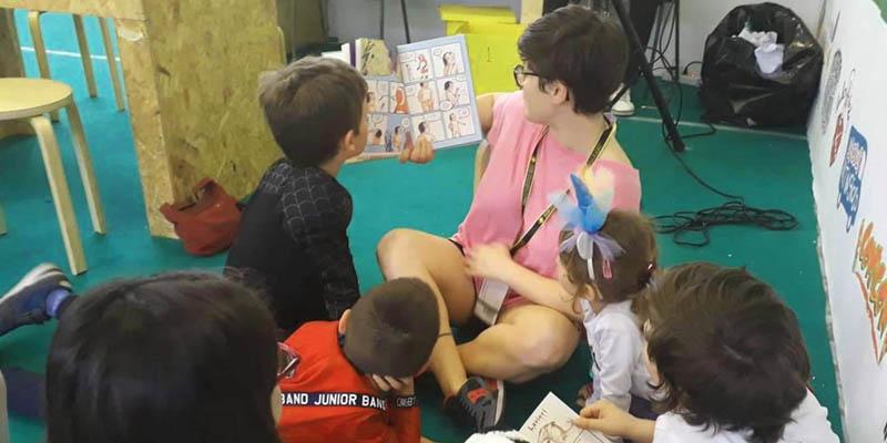 Corsi e workshop di fumetto per bambini e adulti: la mia offerta formativa